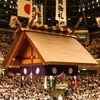 The Suspended Shinto-style Roof