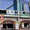 Keihin-Tohoku Line Train At Shimbashi Station