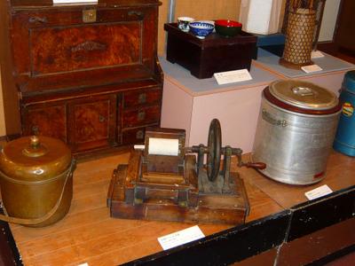 Shitamachi Museum Exhibits