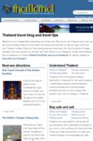 Thailand Travel Blog   Travel Tips Thailand   All Thailand