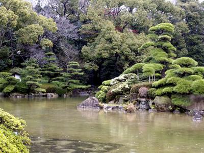 Tennōji Park