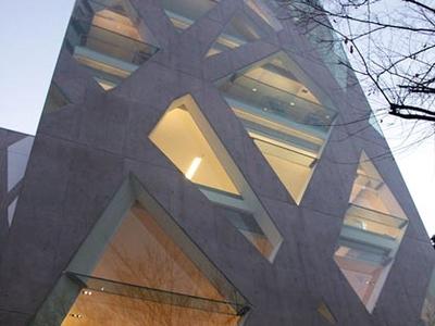 Tod's Omotesandō Building