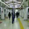 Hanzomon Line Platforms
