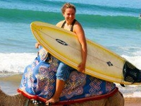 Surf School Holiday Package