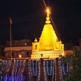 Shree Saibaba Temple View