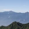 Akaishi Mountains From Mount Aka