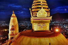 Boudha By Night