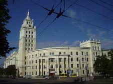 Stalin-era Headquarters Of The South Eastern Railway