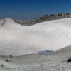 Damavand Volcanic Crater In August