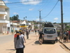 Street Of Fianarantsoa