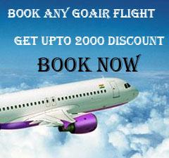 Goair Flight Coupon Tickets Fotos