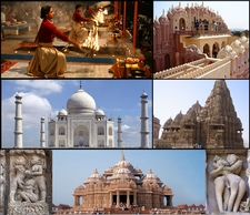Highlights Of North India