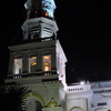 Sultan Abu Bakar Mosque At Night