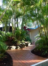 Mb Garden Entrance