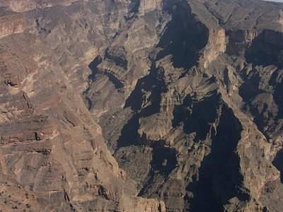 Another View Of Jebel Shams