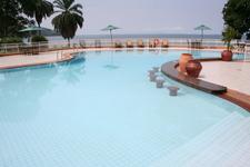 Kigali Serena Hotel By Lake Kivu, Rwanda.