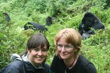 Gorilla Trekking In Rwanda!