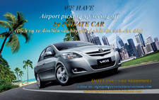 Airport Pick Up/See Off By Private Car