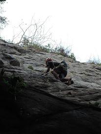 Rock Climbing Desa Cihuni