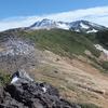 Ridge Of The Mt. Chokai