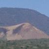 Santa Ana Volcano Background Far Right With Izalco