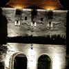 Sighișoara Tower At Night