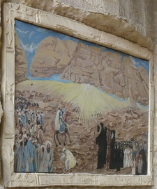 The Miracle Of The Movement Of El Mokattam Hill