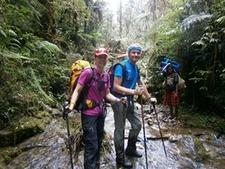 Treking To Cartensz Mount