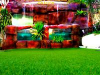 Waterfall Garden Andatel