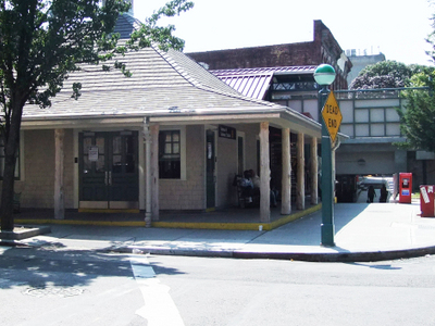 Avenue H Station House