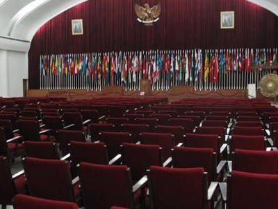 Conference Hall In Gedung Merdeka