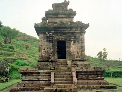 View Of Gedong Songo