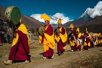 Mani Rimdu Festival Trekking, Sherpa Culture Tour