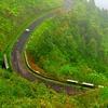 Road Access To Mount Telomoyo
