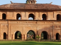 Ranghar Pavilion, Joysagar