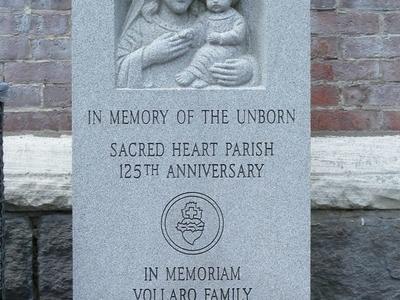 Sacred Heart Parish 125th Anniversary Memorial