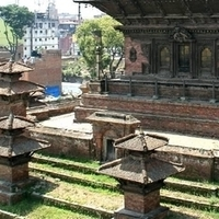 Taleju, One Of The Oldest And Ancient Temple In Kathmandu Durbar Square