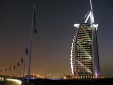Burj El Arab From Marina1