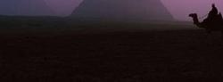Egypt Sunrise In Pyramids
