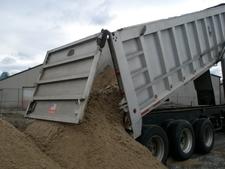 New Sand Arriving