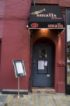 The Smalls Jazz Club
