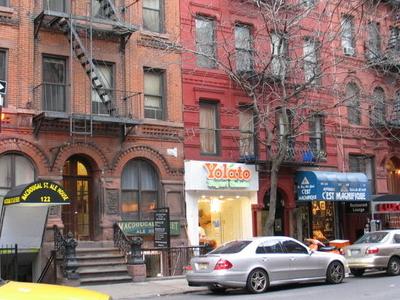 MacDougal Street In Greenwich Village