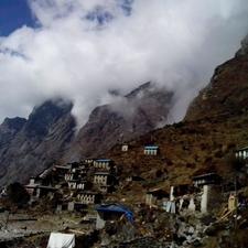 Beding Sherpa Village
