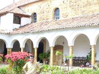 Monastery Ecce Homo Villa De Leyva