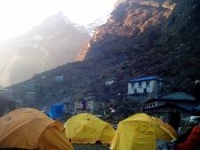 Naya Sherpa Village Desktop Resolution