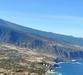 Puerto De La Cruz Desde El Norte De Tenerife