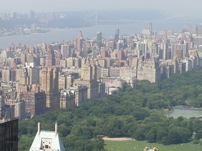 The Upper West Side And Central Park