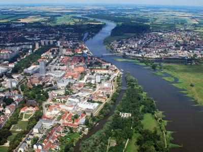 01  Luftbild  Frankfurt Oder  Slubice  0 9 0 7 2 0 1 1