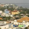 Cityscape Of Vnh Long
