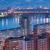 Night View Krasnoyarsk